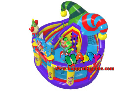 Circus Inflatable Bouncy Playground