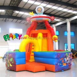 Space Combo Inflatable Standard Slides