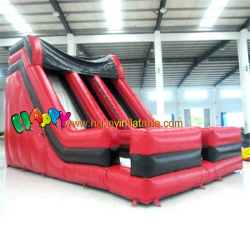 Sports Red Standard Water Slide