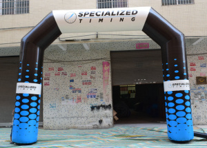 AR-097-Individual inflatable arch