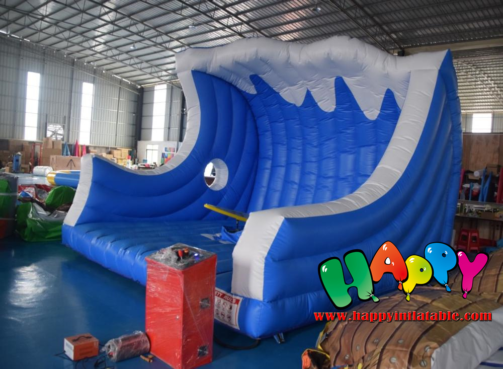 SP-408- surfing Mechanical Inflatable Surf Simulator