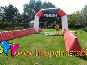 AR-116-Inflatable star or finish line arch