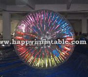 WB-017-zore ball with colorfull light