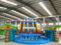 Pl-035-inflatable pool