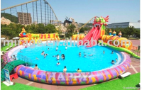 Pl-026-inflatable pool