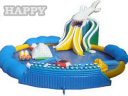 Pl-040-big inflatable pool