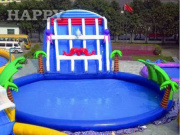 Pl-041-inflatable pool