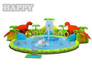 Pl-043-big fun inflatable pool