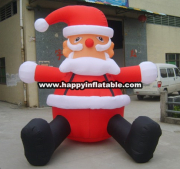 DC-045-Inflatable Santa Claus