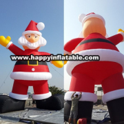DC-047-Inflatable Santa Claus