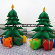 DC-048-Inflatable Christmas tree