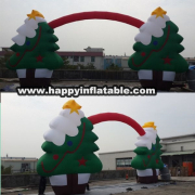 DC-049-Inflatable Christmas arch