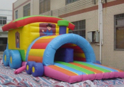 OB-0101-Popular Inflatable course