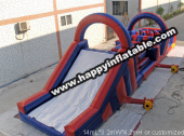 OB-0108-Inflatable obstacle course