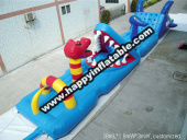 OB-0109-inflatable kid obstacle course