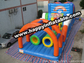 OB-0111-inflatable kid obstacle course