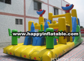 OB-0112-Inflatable children obstacles