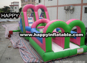 OB-0114-Inflatable combo course