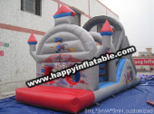 OB-0119-inflatable kid obstacle course