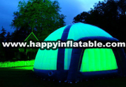 Te-123-inflatable tents for events