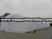 Te-125-clear inflatable lawn tent