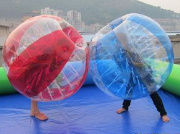 WB-032-inflatable belly bumper ball